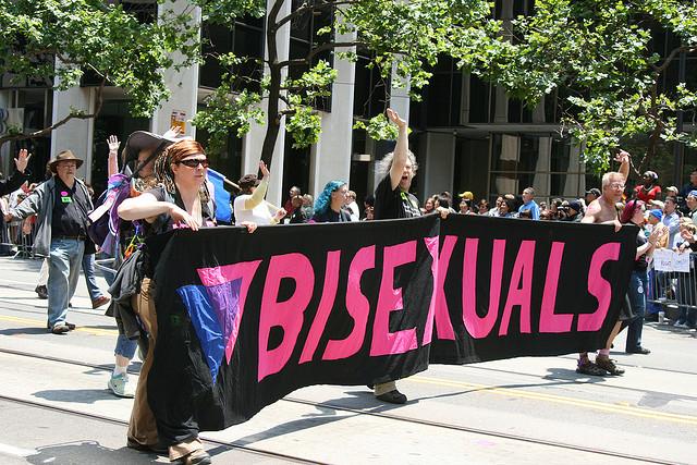 Bisexual erasure orange is the new black