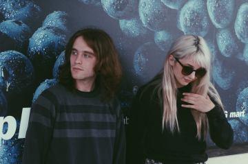 Blueberry band photo