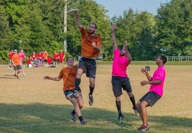 Sports_DanJohnson_Frisbee_MattDeavenportFlickr
