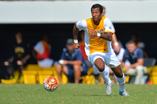 NCAA SOCCER:  SEP 20 Jacksonville at UNCG
