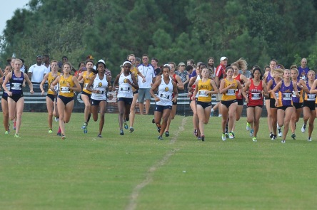 NCAA CROSS COUNTRY:  SEP 16 2016 Adidas Cross Country Challenge - UNC Greensboro