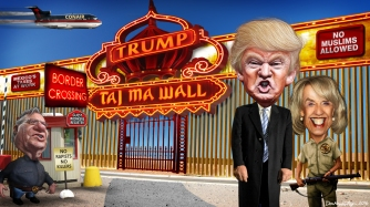 opinions_andrewoliver_donkeyhotey_donald-trumps-taj-ma-wall_3-21-16_flickr