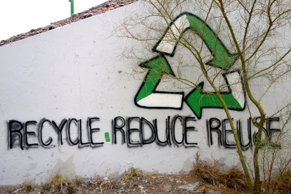 Opinions_Zackary Wiggins_Recycle Reduce Reuse_Kevin Dooley_1.24.13
