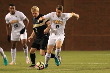 Sports_ChelseaMcBay_Soccer_UNCGAthletics