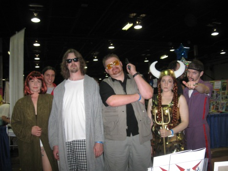 A&E, 920, The Big Lebowski Movie Fest, Sam Haw, Photo Credit- Wikimedia Commons