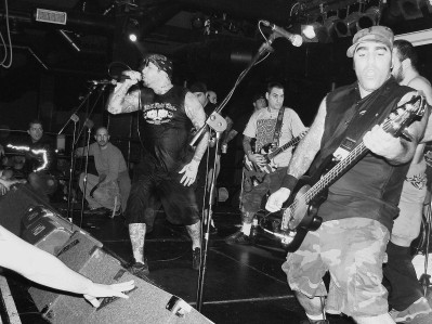A&E, 96, DIY Punk Shows, Krysten Heberly, Photo Credit- Wikimedia Commons