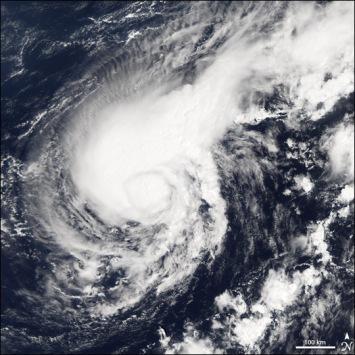 News_Kevin Liu_Hurricane Harvey_NASA Earth Observatory