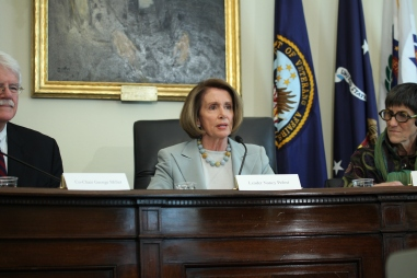Opinions_Heberly_House Democratic Leader Nancy Pelosi_House Committee on Education and the Workforce_flickr