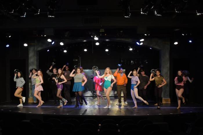 A&E, 104, A Chorus Line, Jessica Clifford, Photo Credit-Maryann Luedtke Photography