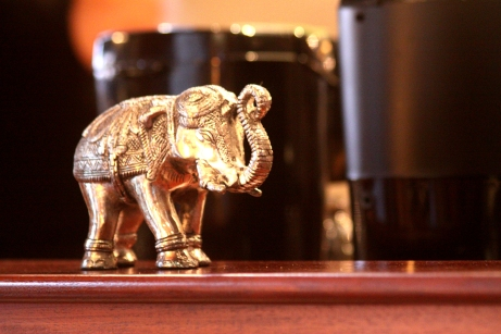 Opinions_11-15_Walker_Elephant statue_Gage Skidmore_flickr