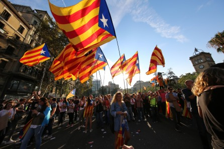 Opinions_Dembkoski_General strike in Catalonia_Beverly Yuen Thomas_flickr