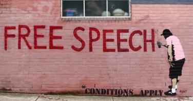 Opinions_Free Speech on College Campuses_Jamie Howell_flickr user_wiredforlego.jpg