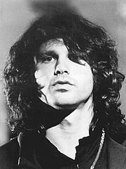 This Week in AE, Jim Morrison, wikimedia commons