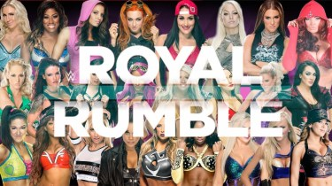 A&E, 2_7, Royal Rumble, Ty'Shae Cousar, PC_ YouTube, WWE Dream Predictions Video