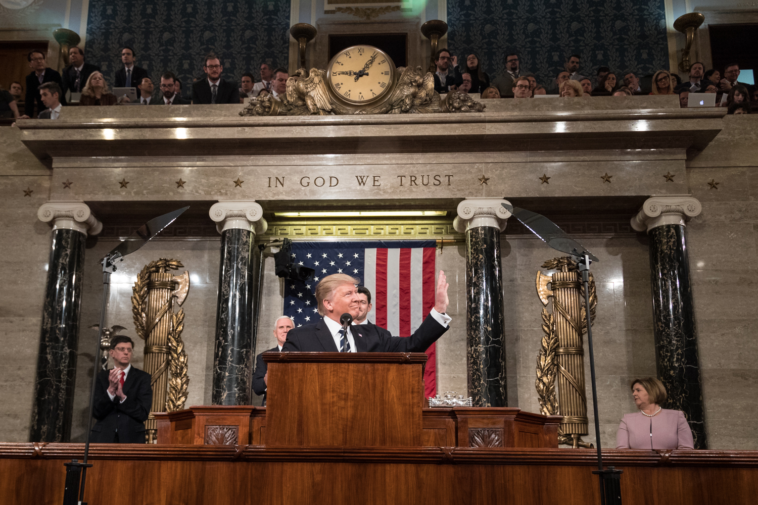 Five Takeaways from Trump's State of the Union Address