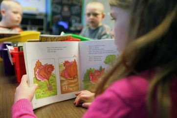 News_Madison Hoffman_NC Reading_Cpl. Unique B. Roberts