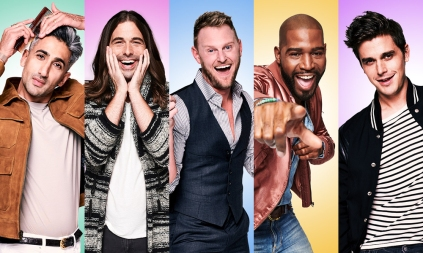 Opinions_Sarah Grace Goolden_Queer Eye and Representation_promotional material