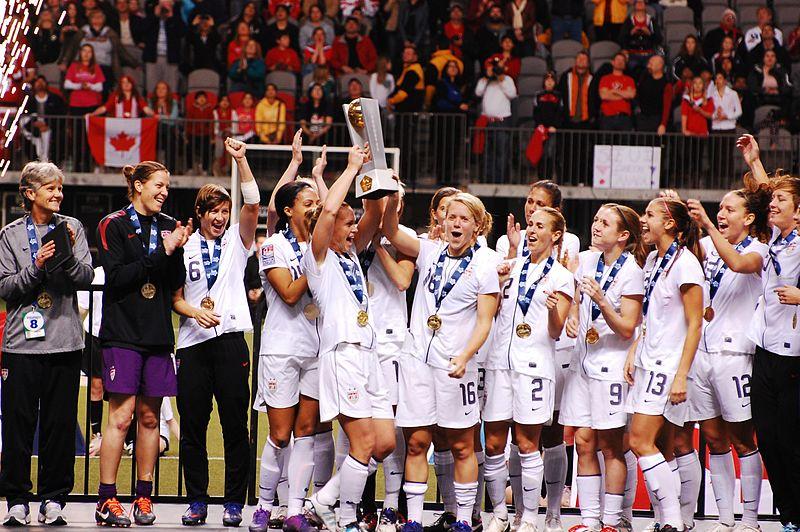 a3d516e31 U.S. Women s Soccer Team Suing U.S. Soccer Over Gender ...
